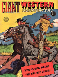 Cover Thumbnail for Giant Western Gunfighters (Horwitz, 1962 series) #1