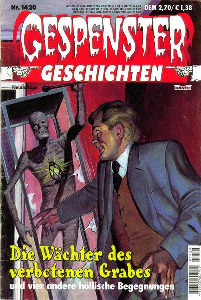 Cover for Gespenster Geschichten (Bastei Verlag, 1974 series) #1420