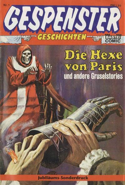 Cover for Gespenster Geschichten (Bastei Verlag, 1974 series) #1