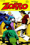 Cover for Zorro (Egmont Ehapa, 1979 series) #12/1981