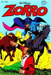 Cover for Zorro (Egmont Ehapa, 1979 series) #7/1981