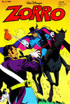 Cover for Zorro (Egmont Ehapa, 1979 series) #6/1981