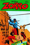 Cover for Zorro (Egmont Ehapa, 1979 series) #5/1981