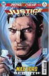 Cover for Justice League (DC, 2016 series) #12 [Tony S. Daniel / Sandu Florea Cover]