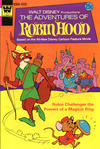Cover Thumbnail for Walt Disney Productions The Adventures of Robin Hood (1974 series) #3 [Whitman Variant]