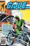 Cover for G.I. Joe, A Real American Hero (Marvel, 1982 series) #44 [Newsstand Edition]