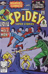 Cover Thumbnail for Spidey Super Stories (1974 series) #52 [Direct]