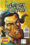 Cover for Samurai (Editora Cinco, 1980 series) #596