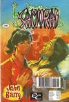 Cover for Samurai (Editora Cinco, 1980 series) #598