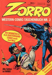 Cover Thumbnail for Zorro (Condor, 1978 series) #2