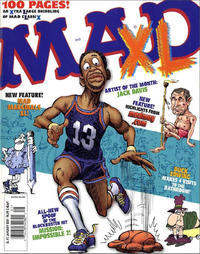 Cover Thumbnail for Mad XL (EC, 2000 series) #7