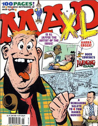 Cover Thumbnail for Mad XL (EC, 2000 series) #9