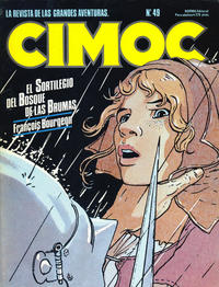 Cover Thumbnail for Cimoc (NORMA Editorial, 1981 series) #49