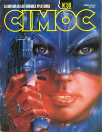 Cover Thumbnail for Cimoc (NORMA Editorial, 1981 series) #50
