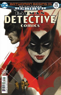 Cover Thumbnail for Detective Comics (DC, 2011 series) #948