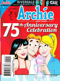 Cover Thumbnail for Archie Spotlight Digest: Archie 75th Anniversary Digest (Archie, 2016 series) #5