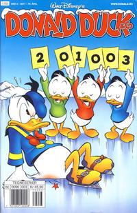 Cover Thumbnail for Donald Duck & Co (Hjemmet / Egmont, 1948 series) #3/2017