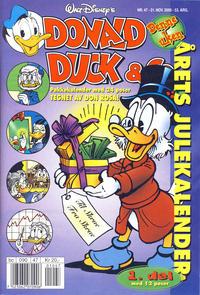 Cover Thumbnail for Donald Duck & Co (Hjemmet / Egmont, 1948 series) #47/2000