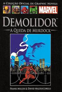 Cover Thumbnail for A Coleção Oficial de Graphic Novels Marvel (Salvat, 2013 series) #8 - Demolidor: A Queda de Murdock