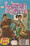 Cover for Samurai (Editora Cinco, 1980 series) #689
