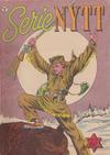 Cover for Serie-nytt [Serienytt] (Formatic, 1957 series) #26/1958