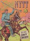 Cover for Serie-nytt [Serienytt] (Formatic, 1957 series) #31/1958