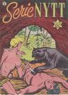 Cover for Serie-nytt [Serienytt] (Formatic, 1957 series) #41/1958