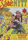 Cover for Serie-nytt [Serienytt] (Formatic, 1957 series) #8/1957