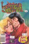 Cover for Samurai (Editora Cinco, 1980 series) #829