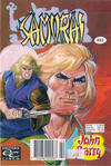 Cover for Samurai (Editora Cinco, 1980 series) #833