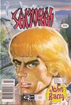 Cover for Samurai (Editora Cinco, 1980 series) #834