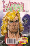 Cover for Samurai (Editora Cinco, 1980 series) #843