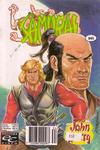 Cover for Samurai (Editora Cinco, 1980 series) #845