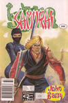 Cover for Samurai (Editora Cinco, 1980 series) #848