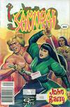 Cover for Samurai (Editora Cinco, 1980 series) #860
