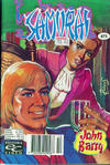 Cover for Samurai (Editora Cinco, 1980 series) #873