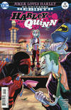 Cover for Harley Quinn (DC, 2016 series) #12 [Amanda Conner Cover]
