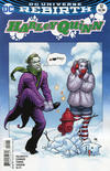 Cover for Harley Quinn (DC, 2016 series) #12 [Frank Cho Cover]