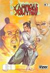 Cover for Samurai (Editora Cinco, 1980 series) #9