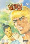 Cover for Samurai (Editora Cinco, 1980 series) #10