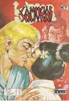 Cover for Samurai (Editora Cinco, 1980 series) #11