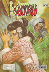 Cover for Samurai (Editora Cinco, 1980 series) #13