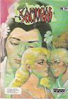 Cover for Samurai (Editora Cinco, 1980 series) #19