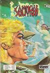 Cover for Samurai (Editora Cinco, 1980 series) #21