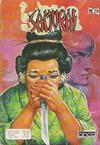 Cover for Samurai (Editora Cinco, 1980 series) #28