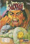 Cover for Samurai (Editora Cinco, 1980 series) #38