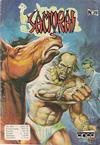 Cover for Samurai (Editora Cinco, 1980 series) #39