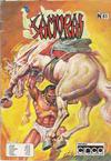 Cover for Samurai (Editora Cinco, 1980 series) #41