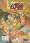 Cover for Samurai (Editora Cinco, 1980 series) #42