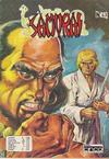 Cover for Samurai (Editora Cinco, 1980 series) #43